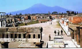 I once gone to that place - Napoli,Pompeii and Sorrento in the 1990s
