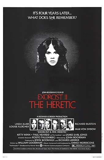 Exorcist II: The Heretic (1977)