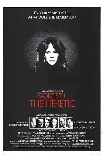 大法师(驱魔人)续集Exorcist II: The Heretic