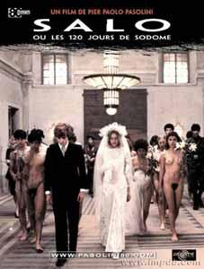 索多玛120天:改编自18世纪法国作家萨德小说《索多玛120天》
