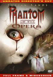 歌剧魅影 这是1998年由意大利导演Dario Argento?执导的悬疑恐怖片版本,