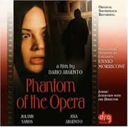 Phantom Of The Opera: Original Soundtrack Recording (1998 Film) [SOUNDTRACK]:Dario Argento