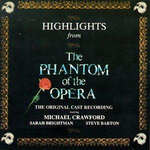 -Highlights From The Phantom Of The Opera: The Original Cast Recording (1986 London Cast) [CAST RECORDING]