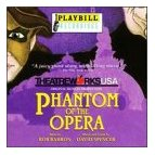 Phantom Of The Opera: Theatreworks/USA Original Musical Production [CAST RECORDING]