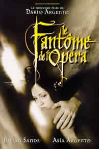Dario Argento's The Phantom of the Opera / Il Fantasma dell'opera