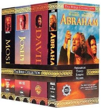 A movie Abraham La bibbia - abramo/La Abraham (TV)
