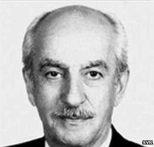 BBV NEWS Soviet spying legend Gevork Vartanian dies at 87