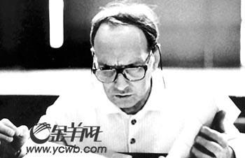 意大利国宝级音乐大师颜尼欧・莫利克奈