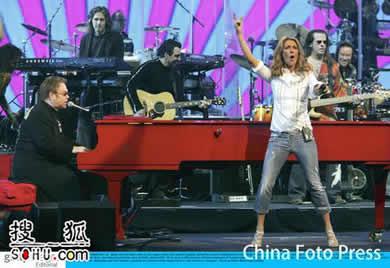席琳狄翁将在奥斯卡礼演唱新单曲 向大师致敬
