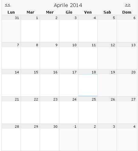 2014年4月音乐会计划