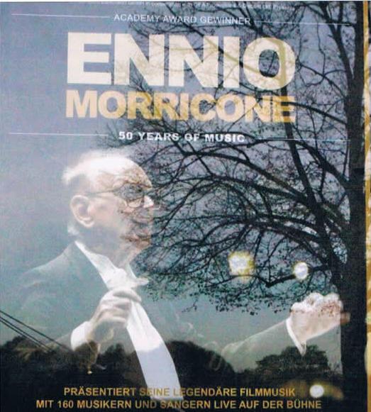 2014慕尼黑音乐会因莫里康内仍在生病再次宣布取消