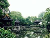 上海 青浦区 青浦镇 曲水园 China