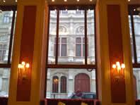 Cafe Sacher in Vienna 奥地利