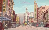 Vancouver 1940s 40年代温哥华