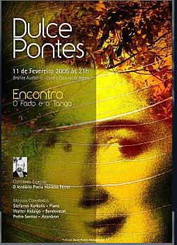 葡萄牙女歌手邦蒂丝(Dulce Pontes)演唱的莫里康乐曲