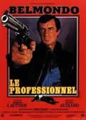 """Le Professionel""(1981) and Jean-Paul Belmondo"