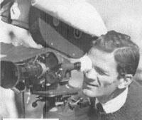 1960年,帕索里尼在处女作《乞丐》的拍摄中。