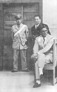 1963年3月6日-7日,帕索里尼因《软奶酪》在罗马接受诉讼