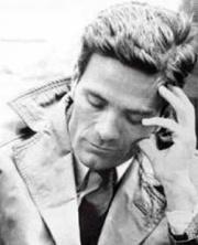 Pier Paolo Pasolini 皮埃・保罗・帕索里尼 (1922-1975)