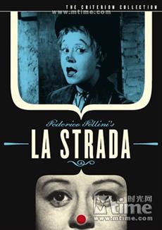 """""""大路/La Strada""""(1954)"""