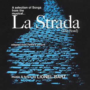La Strada(The Road) Soundtrack CD