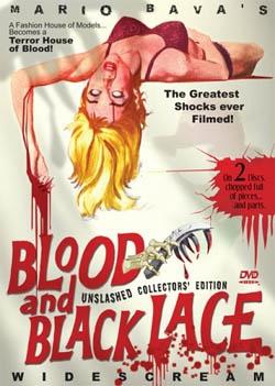《血腥黑丝绒》(Blood and Black Lace,1964