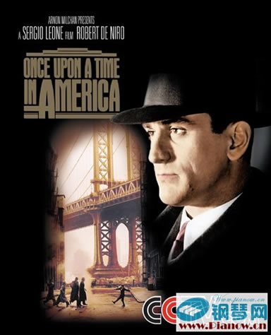 电影《美国往事》海报