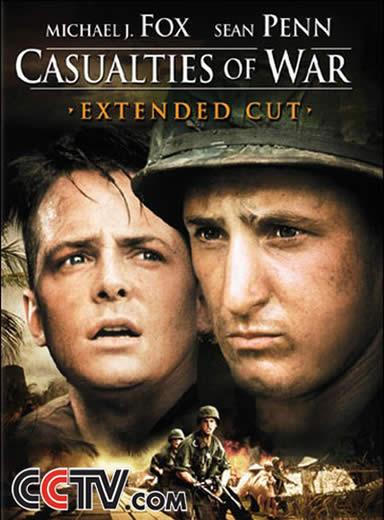 电影《越战创伤》海报
