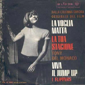 The Crazy Urge (La voglia matta, 1962)