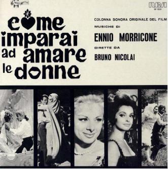 Love Parade(Come imparai ad amare le donne, 1966)