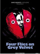 Quattro mosche di velluto grigio/4 Flies on Grey Velvet (Dario Argento) / 灰天鹅绒上的四只苍蝇
