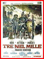 Tre nel mille (film) / Storie dell'anno 1000 (tv) (Franco Indovina) (直译 三个一千)