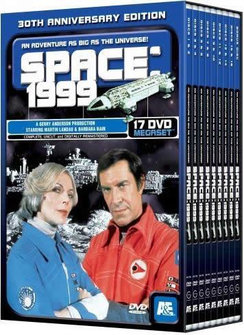 TV SERIES Spazio 1999 /空间1999 资料