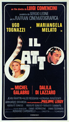 Il gatto/The Cat (Luigi Comencini) (直译 猫)