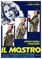 Il mostro/The Fiend (Luigi Zampa) (直译 怪物)