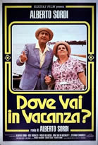 Dove vai in vacanza? - Episode: Sarò tutta per te/Where Are You Going on Holiday? (Mauro Bolognini, Luciano Salce, Alberto Sordi ) (直译 你去哪儿度假)