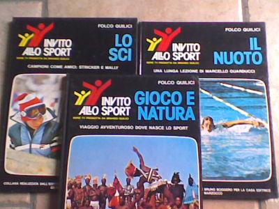 Invito Allo Sport -folco Quilici (altri Libri In Asta).