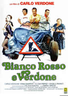 Bianco, rosso e Verdone (Carlo Verdone) (直译 白色,红色和韦尔多)