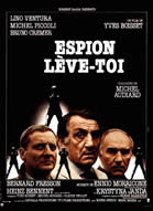 Espion lève-toi / Rise Up Spy /站起来 间谍 (Yves Boisset)
