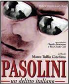 Pasolini, un delitto italiano/Who Killed Pasolini? (Marco Tullio Giordana) (直译 帕索里尼,一件意大利罪案/谁杀了帕索里尼)