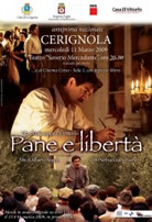 Pane e liberta/Bread and Freedom - TV (Alberto Negrin) (直译 面包与自由)