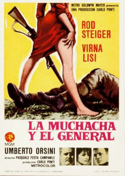La ragazza e il generale / The Girl and the General / 虎落平阳