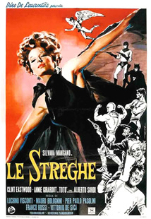 Le streghe / The Witches / 女巫