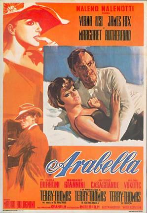 Ragazza del Charleston/Arabella / Bad Arabella /The Girl From Charleston / 阿拉贝拉