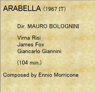 Arabella   OST
