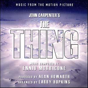 The Thing/La cosa / 突变第三型/怪形