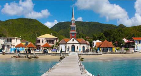 法国海外领地马提尼克岛