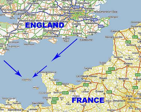 英国的格恩西岛