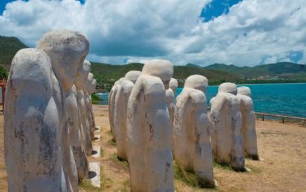 Martinique Anse Cafard Slave Memorial