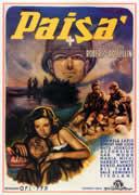 """游击队(罗西里尼 1946) 这部反映意大利抵抗运动的电影和""""德意志零年(1947)""""共同被称为罗西里尼的""""战后三部曲"""""""